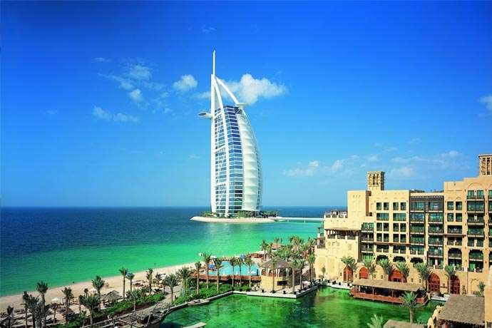 Dubai Tours and Holidays to United Arab Emirates