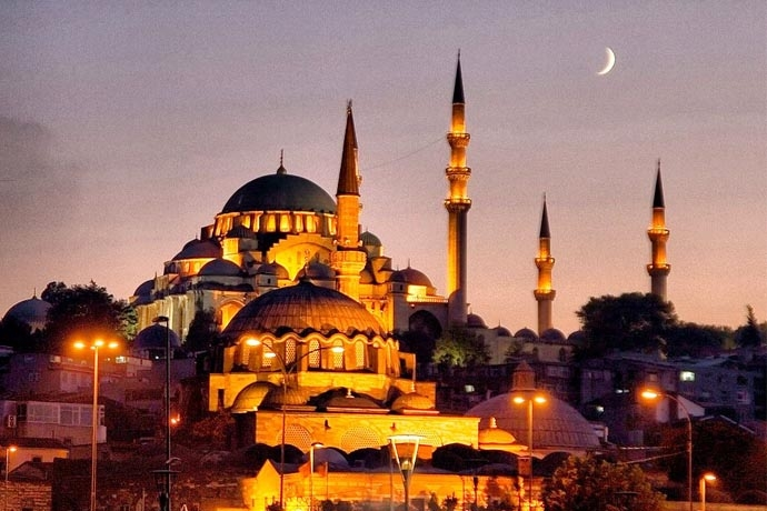 Istanbul Tours and Holidays to Turkey
